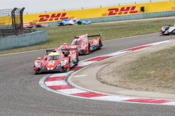 #24 CEFC MANOR TRS RACING / CHN / Oreca 07 - Gibson - WEC 6 Hours of Shanghai - Shanghai International Circuit - Shanghai - China