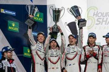 #2 PORSCHE TEAM / DEU / Porsche 919 Hybrid - Hybrid / Timo Bernhard (DEU) / Earl Bamber (NZL) / Brendon Hartley (NZL) - WEC 6 Hours of Shanghai - Shanghai International Circuit - Shanghai - China