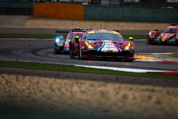 #71 AF CORSE / ITA / Ferrari 488 GTE - WEC 6 Hours of Shanghai - Shanghai International Circuit - Shanghai - China
