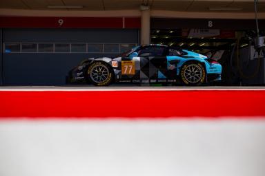 Set Up - #77 DEMPSEY-PROTON RACING / DEU / Porsche 911 RSR (991) - WEC 6 Hours of Bahrain - Bahrain International Circuit - Sakhir - Bahrain