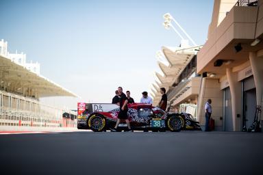 Set Up - Scrutineering - #38 JACKIE CHAN DC RACING / CHN /  Oreca 07 - Gibson - WEC 6 Hours of Bahrain - Bahrain International Circuit - Sakhir - Bahrain