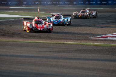 #25 CEFC MANOR TRS RACING / CHN / Oreca 07 - Gibson - WEC 6 Hours of Bahrain - Bahrain International Circuit - Sakhir - Bahrain