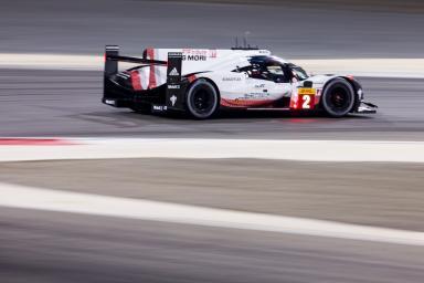 #2 PORSCHE TEAM / DEU / Porsche 919 Hybrid - Hybrid - WEC 6 Hours of Bahrain - Bahrain International Circuit - Sakhir - Bahrain