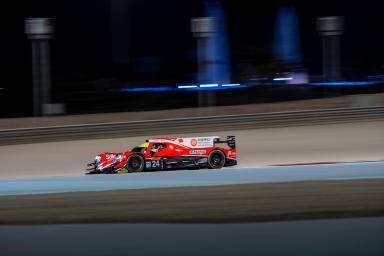 #24 CEFC MANOR TRS RACING / CHN / Oreca 07 - Gibson - WEC 6 Hours of Bahrain - Bahrain International Circuit - Sakhir - Bahrain