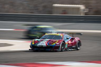 #51 AF CORSE / ITA / Ferrari 488 GTE - WEC 6 Hours of Bahrain - Bahrain International Circuit - Sakhir - Bahrain