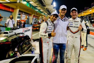 #1 PORSCHE TEAM / DEU / Porsche 919 Hybrid - Hybrid / Neel Jani (CHE) / Andre Lotterer (DEU) / Nick Tandy (GBR) - WEC 6 Hours of Bahrain - Bahrain International Circuit - Sakhir - Bahrain