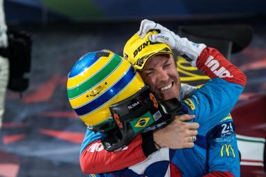 #31 VAILLANTE REBELLION / CHE / Julien Canal (FRA) / Bruno Senna (BRA) -