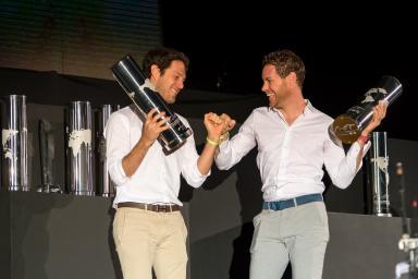 The WEC Awards Ceremony - #31 VAILLANTE REBELLION / CHE / Julien Canal (FRA) / Bruno Senna (BRA) - WEC Awards Ceremony - Sofitel - Sakhir - Bahrain