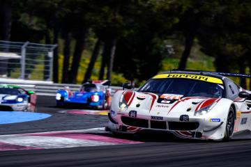 #70 MR RACING / JPN / Ferrari 488 GTE - WEC Prologue at Circuit Paul Ricard - Circuit Paul Ricard - Le Castellet - France