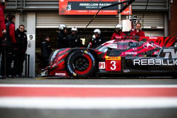 Setup - #3 REBELLION RACING / CHE / Rebellion R-13 -Gibson -Total 6 hours of Spa Francorchamps - Spa Francorchamps - Stavelot - Belgium -