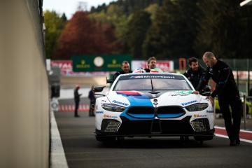 Setup - #82 BMW TEAM MTEK / DEU / BMW M8 GTE - Total 6 hours of Spa Francorchamps - Spa Francorchamps - Stavelot - Belgium -