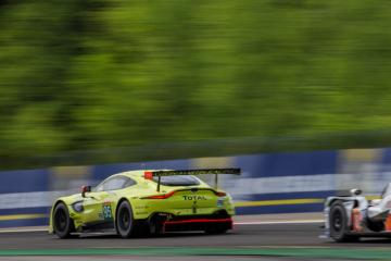#95 ASTON MARTIN RACING / GBR / Aston Martin Vantage AMR -Total 6 hours of Spa Francorchamps - Spa Francorchamps - Stavelot - Belgium -