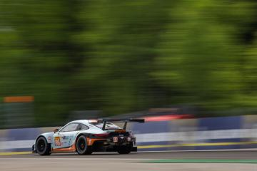 #86 GULF RACING / GBR / Porsche 911 RSR (991) -Total 6 hours of Spa Francorchamps - Spa Francorchamps - Stavelot - Belgium -
