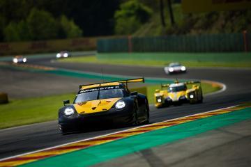#56 TEAM PROJECT 1 / DEU / Porsche 911 RSR -Total 6 hours of Spa Francorchamps - Spa Francorchamps - Stavelot - Belgium -