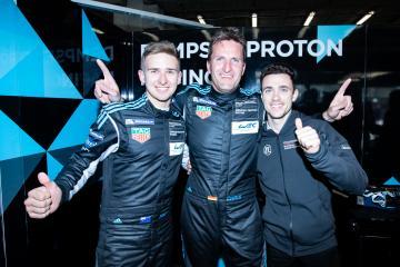 #77 DEMPSEY-PROTON RACING / DEU / Porsche 911 RSR / Christian Ried (DEU) / Matt Campbell (AUS) / Julien Andlauer (FRA) - - Total 6 hours of Spa Francorchamps - Spa Francorchamps - Stavelot - Belgium -