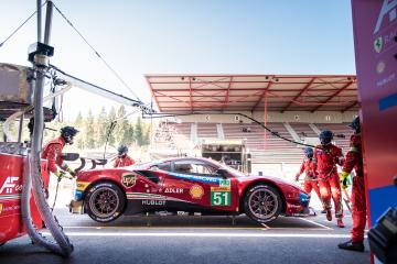 #51 AF CORSE / ITA / Ferrari 488 GTE EVO - Total 6 hours of Spa Francorchamps - Spa Francorchamps - Stavelot - Belgium -