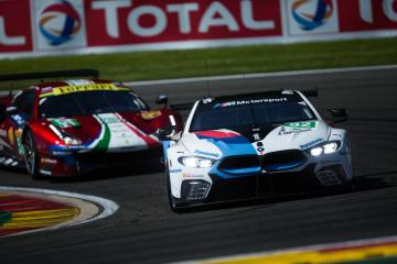 #82 BMW TEAM MTEK / DEU / BMW M8 GTE -Total 6 hours of Spa Francorchamps - Spa Francorchamps - Stavelot - Belgium -
