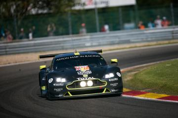 #98 ASTON MARTIN RACING / GBR / Aston Martin V8 Vantage -Total 6 hours of Spa Francorchamps - Spa Francorchamps - Stavelot - Belgium -