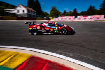#71 AF CORSE / ITA / Ferrari 488 GTE EVO - - Total 6 hours of Spa Francorchamps - Spa Francorchamps - Stavelot - Belgium -
