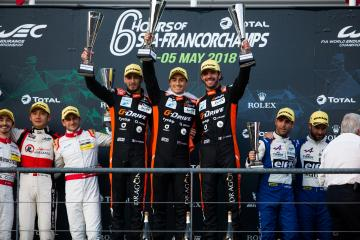 Podium - Total 6 hours of Spa Francorchamps - Spa Francorchamps - Stavelot - Belgium -