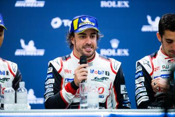 TOYOTA GAZOO RACING / Fernando Alonso (ESP) -Total 6 hours of Spa Francorchamps - Spa Francorchamps - Stavelot - Belgium -