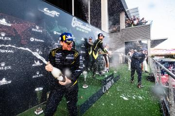 LMGTE AM PODIUM - Total 6 hours of Spa Francorchamps - Spa Francorchamps - Stavelot - Belgium -