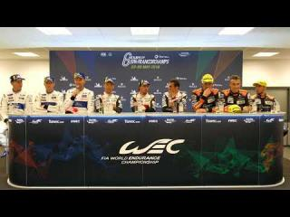 2018 TOTAL 6 Hours of Spa-Francorchamps - Post Race Press Conference