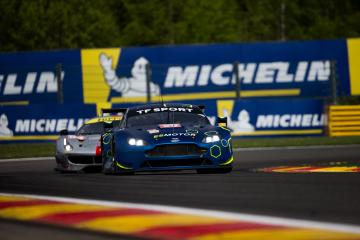#90 TF SPORT / GBR / Aston Martin V8 Vantage -Total 6 hours of Spa Francorchamps - Spa Francorchamps - Stavelot - Belgium -