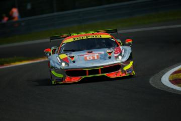 #61 CLEARWATER RACING / SGP / Ferrari 488 GTE -Total 6 hours of Spa Francorchamps - Spa Francorchamps - Stavelot - Belgium -