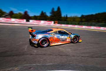 #61 CLEARWATER RACING / SGP / Ferrari 488 GTE - - Total 6 hours of Spa Francorchamps - Spa Francorchamps - Stavelot - Belgium -