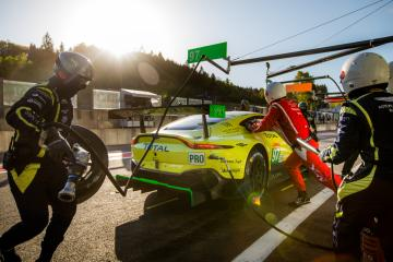 #97 ASTON MARTIN RACING / GBR / Aston Martin Vantage AMR -Total 6 hours of Spa Francorchamps - Spa Francorchamps - Stavelot - Belgium -