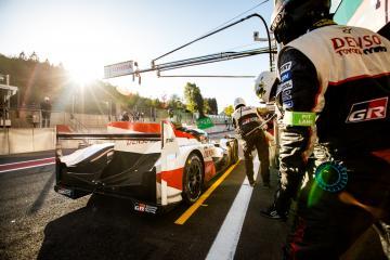 #8 TOYOTA GAZOO RACING / JPN / Toyota TS050 - Hybrid - Hybrid -Total 6 hours of Spa Francorchamps - Spa Francorchamps - Stavelot - Belgium -