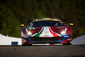 #71 AF CORSE / ITA / Ferrari 488 GTE EVO -Total 6 hours of Spa Francorchamps - Spa Francorchamps - Stavelot - Belgium -