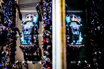 #77 / DEMPSEY-PROTON RACING(DEU) MICHELINPORSCHE 911 RSR 24 Hours of Le Mans - Circuit de la Sarthe - Place de la Republique, Le Mans - France -