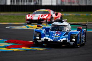 #47 CETILAR VILLIRBA CORSE / ITA / Dallara P217 - Gibson - 24 hours of Le Mans  - Circuit de la Sarthe - Le Mans - France
