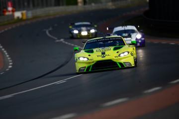 #97 ASTON MARTIN RACING / GBR / Aston Martin Vantage AMR - 24 hours of Le Mans  - Circuit de la Sarthe - Le Mans - France