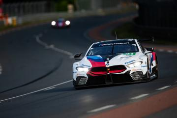 #81 BMW TEAM MTEK / DEU / BMW M8 GTE - 24 hours of Le Mans  - Circuit de la Sarthe - Le Mans - France