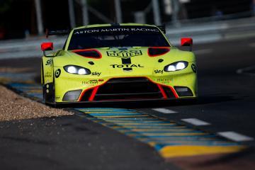 #95 ASTON MARTIN RACING / GBR / Aston Martin Vantage AMR - 24 hours of Le Mans  - Circuit de la Sarthe - Le Mans - France