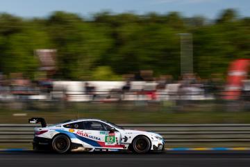 #82 BMW TEAM MTEK / DEU / BMW M8 GTE - 24 hours of Le Mans  - Circuit de la Sarthe - Le Mans - France -