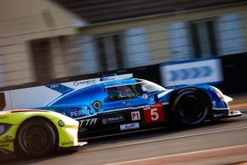 #5 CEFC TRSM RACING / CHN / Ginetta G60-LT-P1 - Mechachrome - 24 hours of Le Mans  - Circuit de la Sarthe - Le Mans - France