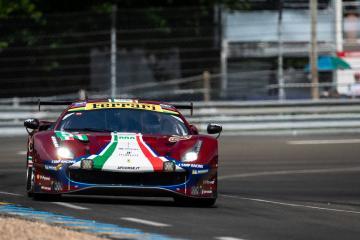#51 AF CORSE / ITA / Ferrari 488 GTE EVO -24 hours of Le Mans  - Circuit de la Sarthe - Le Mans - France -