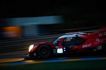 #48 IDEC SPORT / FRA / Oreca 07 - Gibson - 24 hours of Le Mans  - Circuit de la Sarthe - Le Mans - France