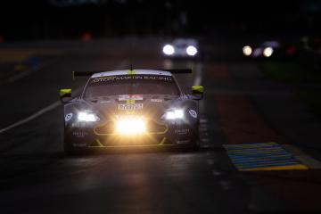 #98 ASTON MARTIN RACING / GBR / Aston Martin V8 Vantage - 24 hours of Le Mans  - Circuit de la Sarthe - Le Mans - France -