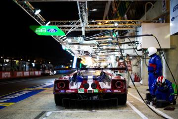 #66 FORD CHIP GANASSI TEAM UK / USA / Ford GT - 24 hours of Le Mans  - Circuit de la Sarthe - Le Mans - France -