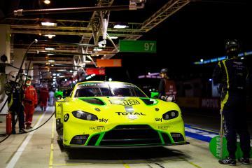 #97 ASTON MARTIN RACING / GBR / Aston Martin Vantage AMR - 24 hours of Le Mans  - Circuit de la Sarthe - Le Mans - France -