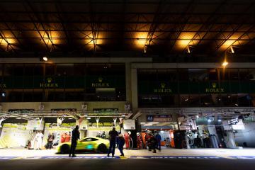 #95 ASTON MARTIN RACING / GBR / Aston Martin Vantage AMR - 24 hours of Le Mans  - Circuit de la Sarthe - Le Mans - France -