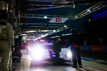#10 DRAGONSPEED / USA / BR Engineering BR1 - Gibson - 24 hours of Le Mans  - Circuit de la Sarthe - Le Mans - France -
