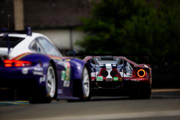 #68 FORD CHIP GANASSI TEAM USA / USA / Ford GT - 24 hours of Le Mans  - Circuit de la Sarthe - Le Mans - France -