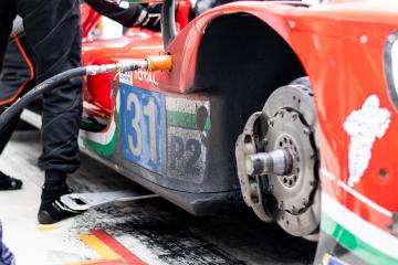 #31 DRAGONSPEED / USA / Oreca 07 - Gibson -24 hours of Le Mans  - Circuit de la Sarthe - Le Mans - France -