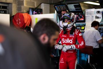 DRAGONSPEED / Nathanael Berthon (FRA) -24 hours of Le Mans  - Circuit de la Sarthe - Le Mans - France -